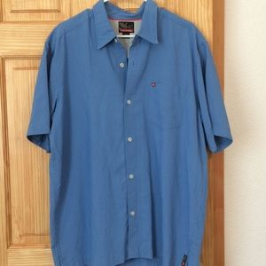Quicksilver Short Sleeve Shirt